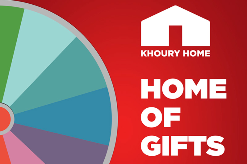 Born Interactive launches Khoury Home – Home of Gifts tablet app