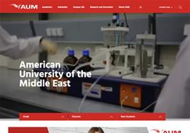 American University of the Middle East (AUM)